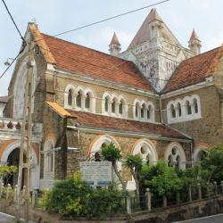"Galle - Anglican Church ""All Saints Church fort"""