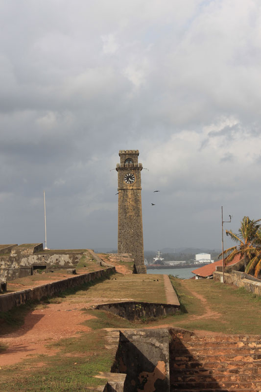 Galle - Anthonis Clock Tower