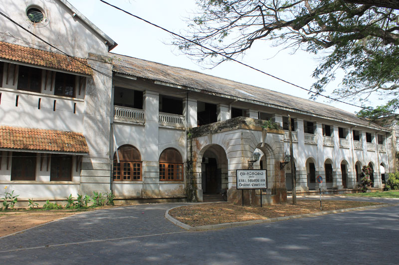 Galle - District Court
