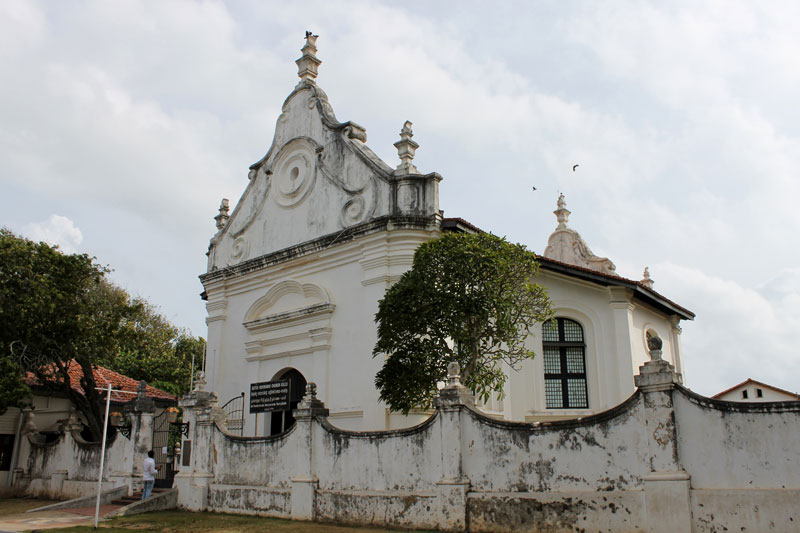 Galle - Dutch Reformed Church