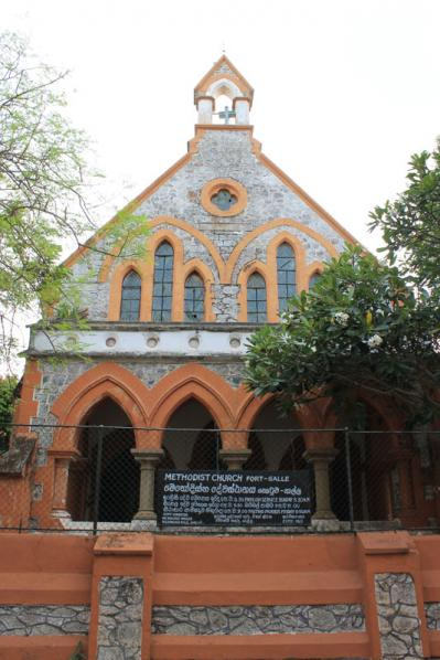 Galle - Methodist Church Fort