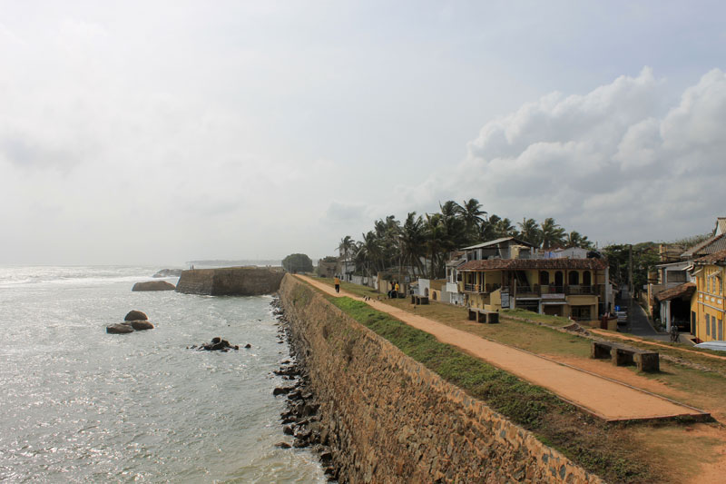Galle - Remparts