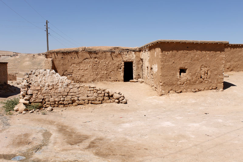 Bazda - Maisons traditionnelles