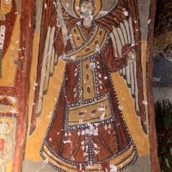 Vallée d'Ihlara - Yılanlı Kilise (L'Eglise aux Serpents) - Anges